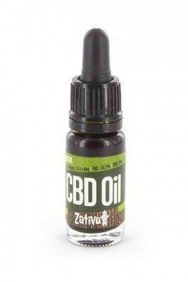 Zativo CBD Öl (4% CBD)