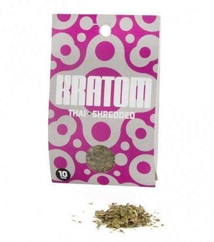 Kratom Thai (Mitragyna speciosa), 10 gramm