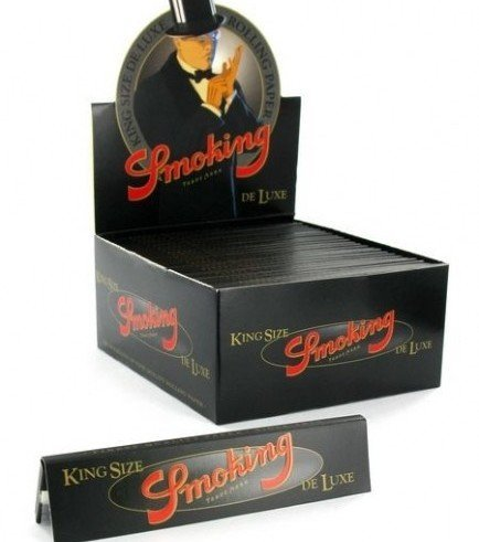 Smoking DeLuxe King Size Lange Vloei