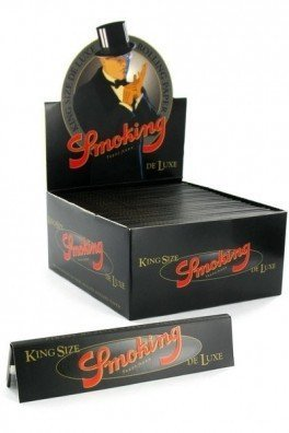 Smoking DeLuxe King Size Lange Vloei