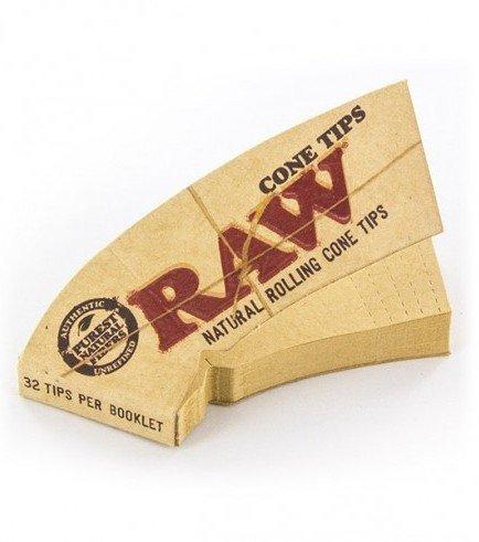 Raw Tips Kegelförmig