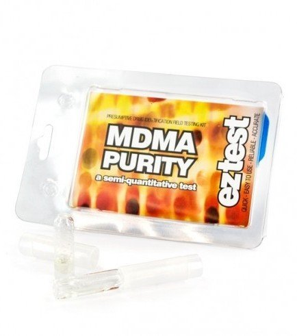 Drogentests EZ Test MDMA Purity