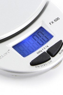 Digital Scale Fuzion FX-500 (500 x 0.1g)