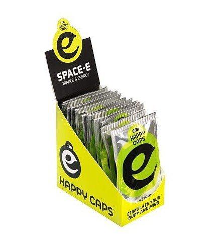 Space-E Happy Caps