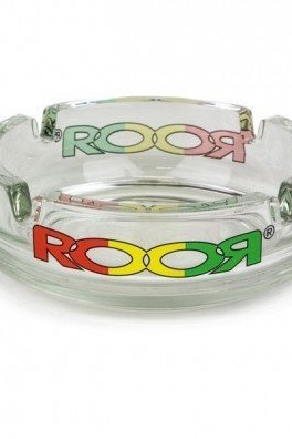 ROOR Ashtray Rasta