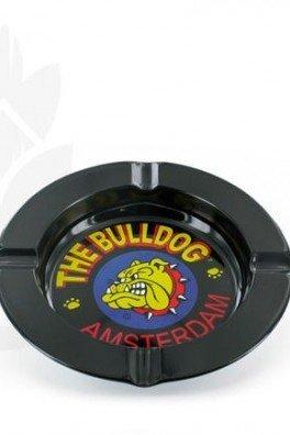 Bulldog Aluminium Aschenbecher