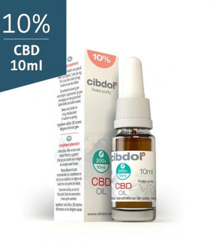 Cibdol CBD Öl (10% CBD)