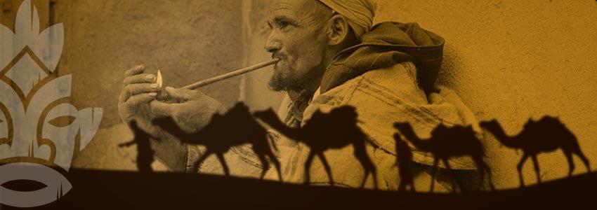Sebsi-Pfeifen Marokko