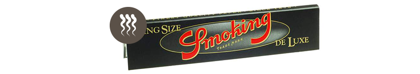 SMOKING DELUXE BLÄTTCHEN KING SIZE