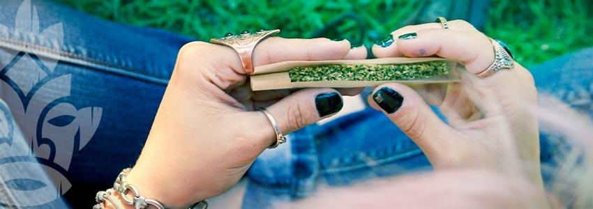 Wie Man Einen Joint Mit Einem Filtertip Dreht