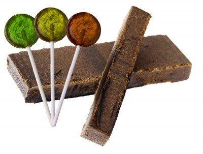 Cannabis Süßigkeiten: Wie man Hasch Lutscher herstellt