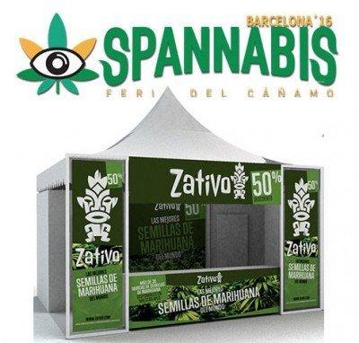 Besuch Uns Auf Der Spannabis in Barcelona!