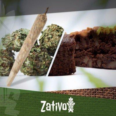 Der Unterschied Zwischen Gras Essen Und Gras Rauchen