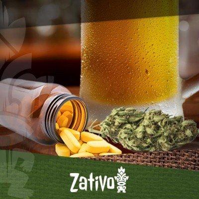 Marihuana Mit Alkohol Oder Arzneimitteln: Was Du Wissen Solltest