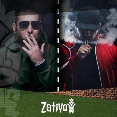Der Unterschied Zwischen Dem Rauchen Und Dem Verdampfen Von Gras